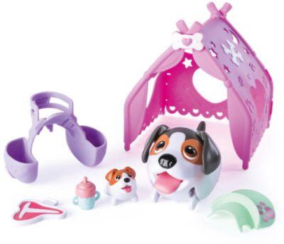 "»гровой набор Spin Master Chubby Puppies ""уристическа¤ палатка"
