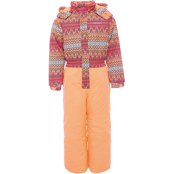 Комбинезон ICEPEAK для девочкиВерхняя одежда<br>Характеристики товара:<br><br>• цвет: оранжевый<br>• состав ткани: 100% полиэстер<br>• подкладка: 100% полиэстер<br>• утеплитель: 100% полиэстер<br>• сезон: зима<br>• температурный режим: от -25 до 0<br>• особенности модели: с капюшоном<br>• капюшон: без меха, съемный<br>• плотность утеплителя: 190/110 м2<br>• застежка: молния<br>• штрипки: отстегиваются<br>• страна бренда: Финляндия<br>• страна изготовитель: Китай<br><br>Яркий детский комбинезон отлично подойдет для зимних морозов. Зимний комбинезон - с ветрозащитной планкой, отстегивающимся капюшоном, удобными карманами и другими комфортными деталями. Этот теплый комбинезон для ребенка снабжен удобной молнией. <br><br>Комбинезон Icepeak (Айспик) для девочки можно купить в нашем интернет-магазине.<br>Ширина мм: 356; Глубина мм: 10; Высота мм: 245; Вес г: 519; Цвет: оранжевый; Возраст от месяцев: 18; Возраст до месяцев: 24; Пол: Женский; Возраст: Детский; Размер: 92,122,116,110,104,98; SKU: 7374008;