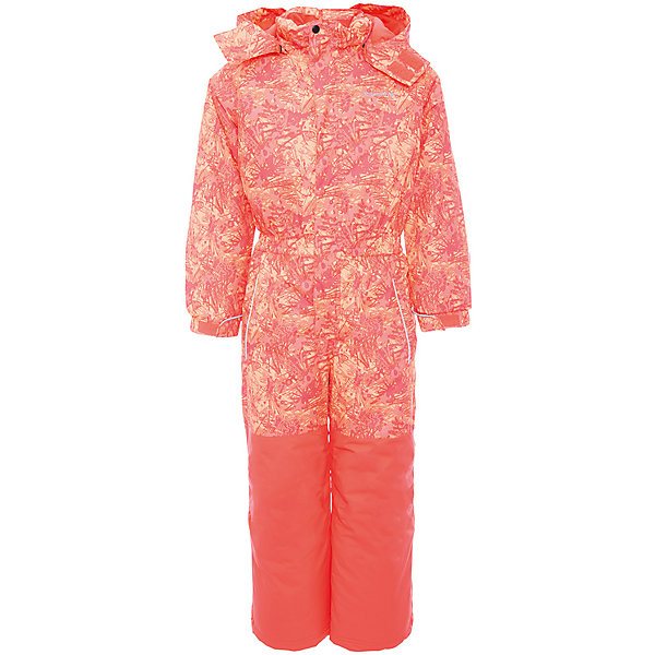 Комбинезон ICEPEAK для девочкиВерхняя одежда<br>Характеристики товара:<br><br>• цвет: розовый<br>• состав ткани: 100% полиэстер<br>• подкладка: 100% полиэстер<br>• утеплитель: 100% полиэстер<br>• сезон: зима<br>• температурный режим: от -25 до 0<br>• особенности модели: с капюшоном<br>• капюшон: без меха, съемный<br>• плотность утеплителя: 190/110 м2<br>• застежка: молния<br>• штрипки: отстегиваются<br>• страна бренда: Финляндия<br>• страна изготовитель: Китай<br><br>Яркий детский комбинезон легко надевается и снимается. Плотную ткань верха этого детского зимнего комбинезона легко чистить. Для удобства ребенка зимний комбинезон снабжен снегозащитной юбкой со стянутой по краю резиновой тесьмой, ветрозащитной планкой, отстегивающимся капюшоном. На детском комбинезоне есть светоотражающие элементы.<br><br>Комбинезон Icepeak (Айспик) для девочки можно купить в нашем интернет-магазине.<br><br>Ширина мм: 356<br>Глубина мм: 10<br>Высота мм: 245<br>Вес г: 519<br>Цвет: розовый<br>Возраст от месяцев: 72<br>Возраст до месяцев: 84<br>Пол: Женский<br>Возраст: Детский<br>Размер: 122,92,98,104,110,116<br>SKU: 7374022