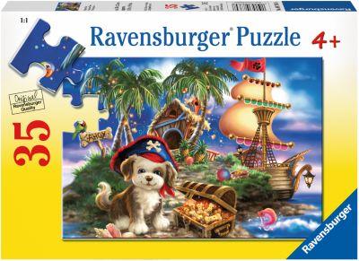 Ravensburger Пазл «Сказочная страна» 35 шт