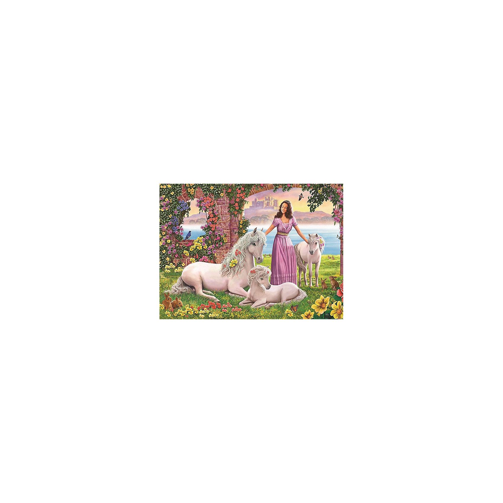 Пазл «Сказочное королевство» XXL150 шт от myToys