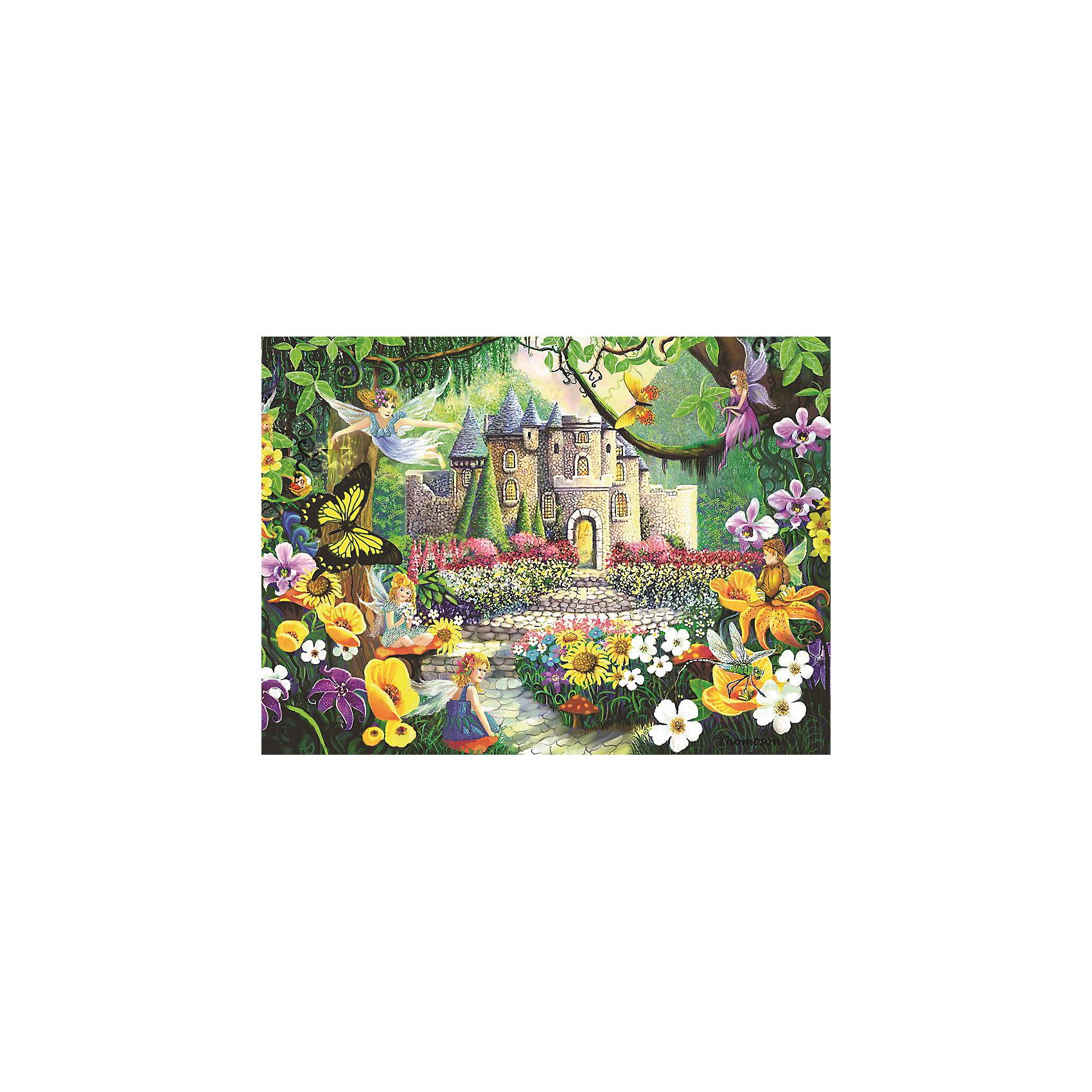 Пазл «Сказочный замок» XXL 200 шт # от myToys