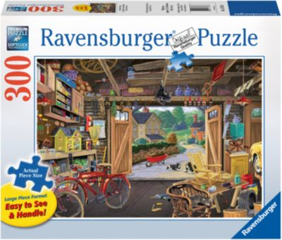 Ravensburger Пазл «У Дедушки В Гараже» 300 Шт