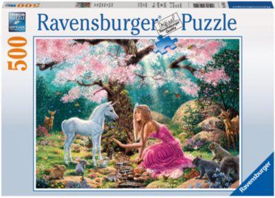 Ravensburger Пазл «Волшебная встреча» 500 шт
