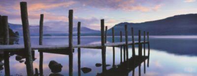 Ravensburger Пазл панорамный «Идиллия на озере» 1000 шт