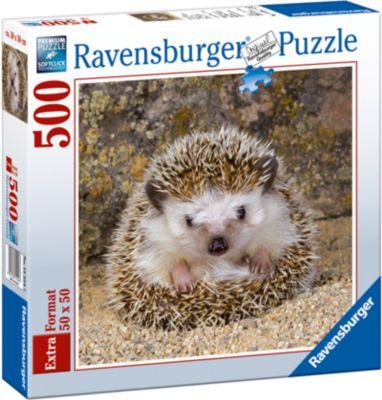 Ravensburger Пазл «Милый ёжик» 500 шт