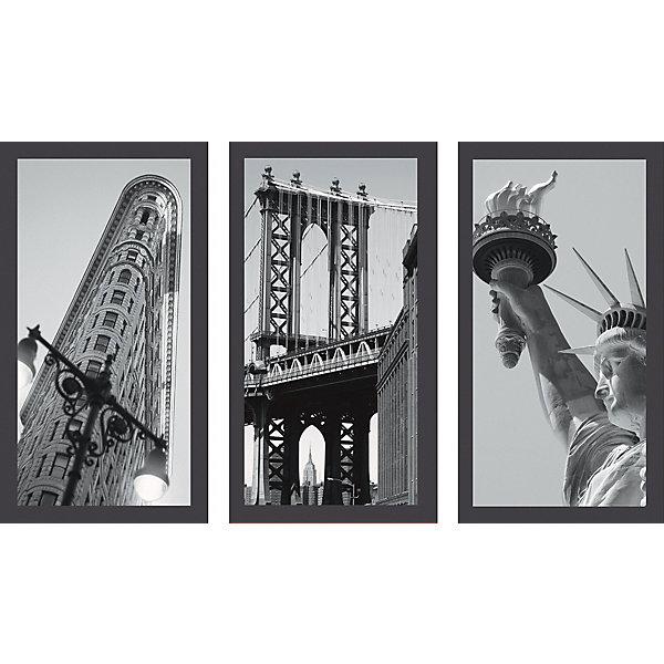 Пазл «Воспоминания о Нью-Йорке» 3х500 штПазлы классические<br>Характеристики:<br><br>• тип игрушки: пазл;<br>• комплектация: 1500 эл.;<br>• бренд: Ravensburger;<br>• упаковка: картон;<br>• размер: 27х6х37 см;<br>• вес: 1,1 кг;<br>• возраст: от 4 лет;<br>• материал: картон.<br><br>Пазл «Воспоминания о Нью-Йорке» 3х500 шт представляет из себя увлекательную игру для детей от четырех лет. Набор состоит из 1500 деталей, выполненных из высококачественного картона. Из них предлагается собрать  изображение трех картин, на которых нарисованы Нью-Йорк. Размер каждой картины 60х33 см. Такой большой пазл могут собирать как дети, так и взрослые.<br><br>Пазл сделан из плотного картона, с нанесением яркого красочного рисунка и аккуратной вырубкой деталей с четкими гладкими краями, которые позволяют легко состыковывать элементы пазла между собой. Сборка данного пазла сможет увлечь детей и поспособствовать развитию логического мышления и усидчивости.  Они также развивают образное мышление, наблюдательность и внимательность, а также мелкую моторику и координацию движений рук. Собранную картинку можно поместить в рамку и использовать ее в качестве украшения интерьера.<br><br>Пазл «Воспоминания о Нью-Йорке» 3х500 шт  можно купить в нашем интернет-магазине.<br>Ширина мм: 370; Глубина мм: 55; Высота мм: 270; Вес г: 1106; Возраст от месяцев: -2147483648; Возраст до месяцев: 2147483647; Пол: Унисекс; Возраст: Детский; SKU: 7377062;