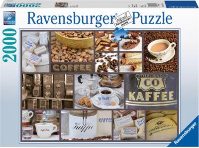 Ravensburger Пазл «Кофе-брейк» 2000 шт