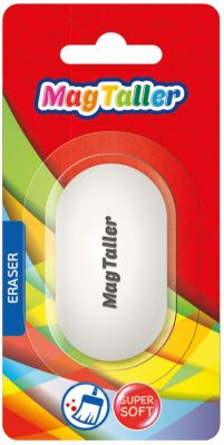 Ластик MagTaller Oval , овальный