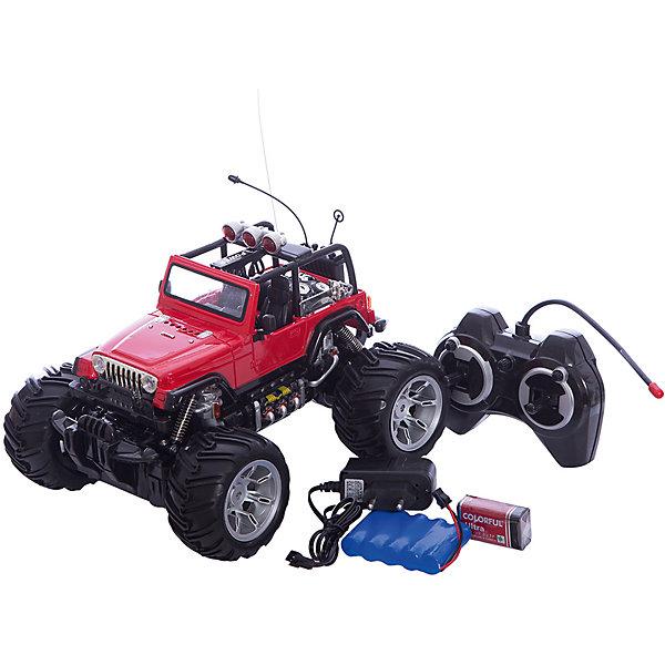 Радиоуправляемая машинка Mioshi X-Rampage 22.5 см, желтаяРадиоуправляемые машины<br>Характеристики:<br><br>• возраст: от 6 лет;<br>• материал: пластик;<br>• в комплекте: машинка, пульт управления, зарядное устройство, аккумуляторная батарейка для автомобиля;<br>• тип батареек: 2хАА;<br>• наличие батареек: в комплекте;<br>• вес упаковки: 1 кг.;<br>• размер упаковки: 37х22,3х20,2 см;<br>• страна производитель: Китай.<br><br>Радиоуправляемый автомобиль X-Rampage от Mioshi обладает мощными колесами и подвеской, благодаря которым легко преодолевает разные препятствия на своем пути. Игрушка может ехать в 4 стороны, управление происходит через удобный пульт с рычагами.<br><br>Колеса машины подсвечены, имеется звуковое сопровождение. Детали крепко соединены между собой, поэтому автомобилю не страшны несильные удары и падения.<br><br>Автомобиль р/у «X-Rampage» (желтый, 22,5 см) можно купить в нашем интернет-магазине.<br>Ширина мм: 370; Глубина мм: 223; Высота мм: 202; Вес г: 1000; Возраст от месяцев: 72; Возраст до месяцев: 1188; Пол: Мужской; Возраст: Детский; SKU: 7377558;