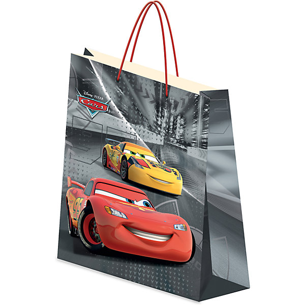Пакет подарочный, CarsДетские подарочные пакеты<br>Характеристики:<br><br>• вес:  100г.;<br>• материал:  бумага;<br>• размер:33х43х10см.;<br>• для детей в возрасте: от 3 лет.;<br>• страна производитель: Россия.<br><br>Подарочный бумажный пакет бренда «Regalissimi» (Регалисими)из серии «Disney Cars»(Дисней Кар) станет прекрасным дополнением для любого детского подарка.Он создан из высококачественных, экологически чистых материалов, что очень важно для детских товаров.<br><br> Оформление для подарочной упаковки разработано итальянскими дизайнерами и пользуется неизменно высоким спросом на протяжении нескольких лет. Коллекции созданы с учётом цветовой гармонизации ряда, что позволяет оформлять подарки в едином стиле.<br>                   <br>Подарочный бумажный пакет, можно купить в нашем интернет-магазине.<br>Ширина мм: 2; Глубина мм: 330; Высота мм: 430; Вес г: 100; Возраст от месяцев: 36; Возраст до месяцев: 96; Пол: Мужской; Возраст: Детский; SKU: 7377677;