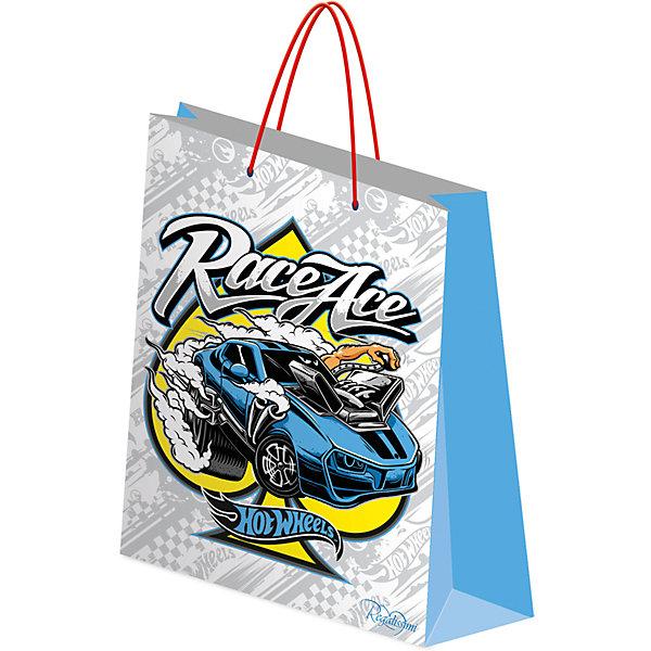 Пакет бумажный подарочный.Hot wheelsДетские подарочные пакеты<br>Характеристики:<br><br>• вес:  97г.;<br>• материал:  бумага;<br>• размер:33х43х10см.;<br>• для детей в возрасте: от 3 лет.;<br>• страна производитель: Россия.<br><br>Подарочный бумажный пакет бренда «Regalissimi» (Регалисими)из серии «Hot wheels»(Нот вхелс) станет прекрасным дополнением для любого детского подарка.Он создан из высококачественных, экологически чистых материалов, что очень важно для детских товаров.<br><br> Оформление для подарочной упаковки разработано итальянскими дизайнерами и пользуется неизменно высоким спросом на протяжении нескольких лет. Коллекции созданы с учётом цветовой гармонизации ряда, что позволяет оформлять подарки в едином стиле.    <br>               <br>Подарочный бумажный пакет, можно купить в нашем интернет-магазине.<br>Ширина мм: 2; Глубина мм: 330; Высота мм: 430; Вес г: 97; Возраст от месяцев: 36; Возраст до месяцев: 96; Пол: Мужской; Возраст: Детский; SKU: 7377682;