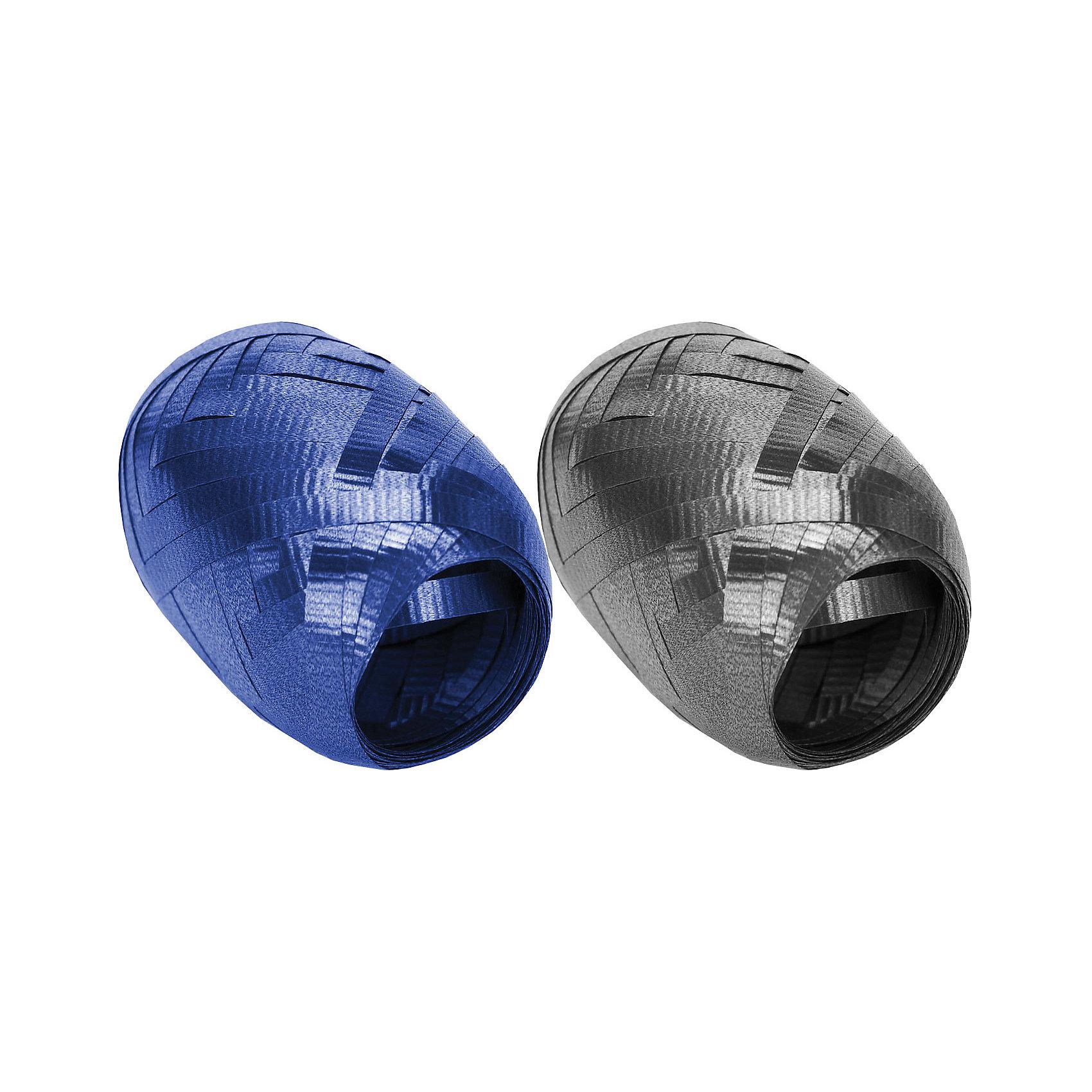 Набор из 2-х упаковочных металлизированных лент.  Regalissimi от myToys