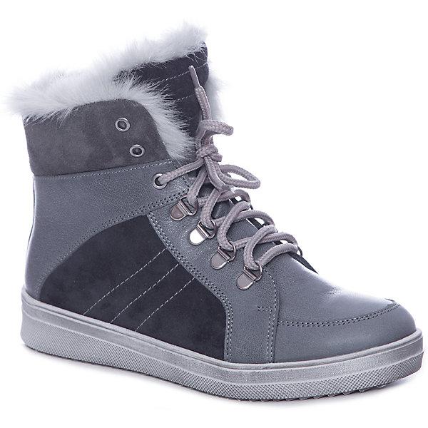 Ботинки Лель для девочкиБотинки<br>Характеристики товара:<br><br>• цвет: синий;<br>• внешний материал: хром, велюр;<br>• внутренний материал: натуральный мех;<br>• стелька: натуральный мех;<br>• подошва: ТЭП;<br>• сезон: зима<br>• температурный режим: от 0 до -25С;<br>• застежка: шнурки;<br>• опушка из искусственного меха;<br>• устойчивая антискользящая подошва;<br>• страна бренда: Россия;<br>• страна изготовитель: Россия.<br><br>Зимние ботинки Лель легко надеваются благодаря эластичным шнуркам. Крепко сидят на ноге. Ботинки выполнены из натуральных материалов. Ботинки для девочки на шнуровке. Опушка из искусственного меха.<br><br>Ботинки Лель можно купить в нашем интернет-магазине.<br>Ширина мм: 262; Глубина мм: 176; Высота мм: 97; Вес г: 427; Цвет: синий; Возраст от месяцев: 156; Возраст до месяцев: 168; Пол: Женский; Возраст: Детский; Размер: 37,33,34,35,36; SKU: 7378508;