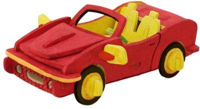 Сборная модель Robotime Гоночный автомобиль фото-1