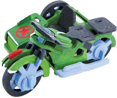 Сборная модель Robotime Трицикл фото-1