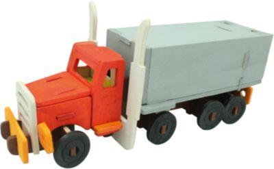 Сборная модель Robotime Американский грузовик