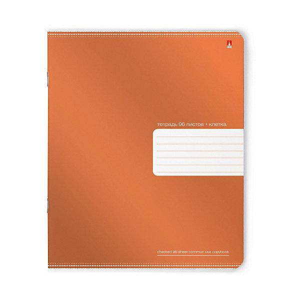 Тетрадь Пркмиум металлик  96 листов, клетка, цвет в ассортиментеБумажная продукция<br>Характеристики:<br><br>• количество: 1 шт.;<br>• формат: А5;<br>• внутренний блок: 96 листов, клетка, с полями;<br>• плотность обложки: 190 гр./кв.м.;<br>• плотность бумаги: 60 гр./кв.м.;<br>• тип крепления: скрепка;<br>• обложка  рисунок в ассортименте.<br><br>«Премиум металлик» от компании «Альт» — линейка тетрадей в клетку в лаконичном стиле. Качественные бумажные листы с красными полями соответствуют школьным стандартам письма. Чернила отлично впитываются и практически не размазываются по бумаге. Обложка выполнена из чистой целлюлозы, которая надежно защищает листы от порчи. Цвет обложки с металлическим отливом может отличаться от представленного на фото.<br><br>Тетрадь 96 л. кл. «Премиум Металлик» ,  рисунок в ассортименте можно купить в нашем интернет-магазине.<br>Ширина мм: 202; Глубина мм: 160; Высота мм: 40; Вес г: 202; Возраст от месяцев: 60; Возраст до месяцев: 2147483647; Пол: Унисекс; Возраст: Детский; SKU: 7380026;