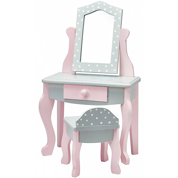 Мебель для кукол Kids4Kids Мир принцесс Туалетный столик