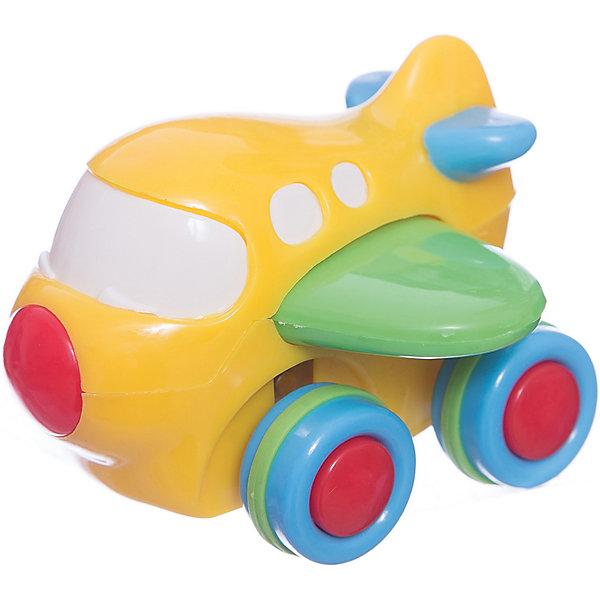 Мини-машинка Little Tikes Моторы Желтый самолетМашинки<br>Характеристики товара:<br><br>• размер игрушки: 6,7х6,4х8,9 см;<br>• возраст: от 1 года;<br>• материал: пластик;<br>• размер упаковки: 6х8,5х6,5 см;<br>• страна бренда: США.<br><br>Желтый самолетик Little Tikes отлично подойдет для малышей, которые знакомятся с различными видами транспорта. Игрушка изготовлена из нетоксичного пластика. Самолетик выполнен в ярких цветах, привлекающих внимание ребенка. <br><br>Колеса игрушки крутятся. Благодаря специальной технологии «Push and Go» самолетик легко и бесшумно передвигается. Игрушка не имеет острых углов, ее удобно держать в руке. Игра с машинками способствует развитию мелкой моторики, тактильных ощущений, цветовосприятия и воображения.<br><br>Самолет желтый, Little Tikes (Литтл Тайкс) можно купить в нашем интернет-магазине.<br>Ширина мм: 65; Глубина мм: 85; Высота мм: 60; Вес г: 118; Возраст от месяцев: 36; Возраст до месяцев: 2147483647; Пол: Мужской; Возраст: Детский; SKU: 7411010;