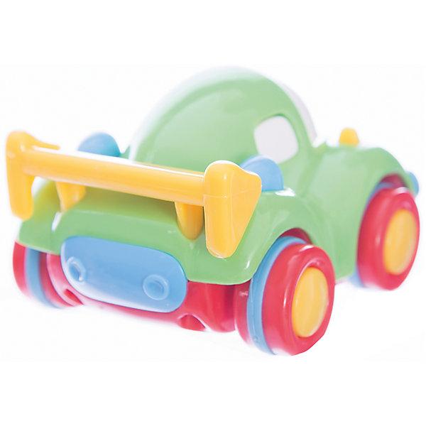 Мини-машинка Little Tikes Моторы Зеленая машинкаМашинки<br>Характеристики товара:<br><br>• размер игрушки: 6,7х6,4х8,9 см;<br>• возраст: от 1 года;<br>• материал: пластик;<br>• размер упаковки: 6х8,5х6,5 см;<br>• страна бренда: США.<br><br>Зеленая машинка Little Tikes станет отличным дополнением к автопарку малыша. Игрушка выполнена в ярких цветах, привлекающих внимание ребенка. Специальная технология «Push and Go» позволяет машинке передвигаться плавно и практически бесшумно. Игрушка не содержит острых углов и имеет форму, удобную для детских ручек. Игра с машинками способствует развитию мелкой моторики, тактильных ощущений, цветовосприятия и воображения.<br><br>Машинку зеленую, Little Tikes (Литтл Тайкс) можно купить в нашем интернет-магазине.<br><br>Ширина мм: 65<br>Глубина мм: 85<br>Высота мм: 60<br>Вес г: 118<br>Возраст от месяцев: 36<br>Возраст до месяцев: 2147483647<br>Пол: Мужской<br>Возраст: Детский<br>SKU: 7411013