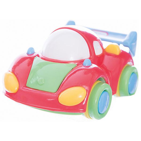 Мини-машинка Little Tikes Моторы Красная машинкаМашинки<br>Характеристики товара:<br><br>• размер игрушки: 6,7х6,4х8,9 см;<br>• возраст: от 1 года;<br>• материал: пластик;<br>• размер упаковки: 6х8,5х6,5 см;<br>• страна бренда: США.<br><br>Красная машинка Little Tikes станет отличным дополнением к автопарку малыша. Игрушка выполнена в ярких цветах, привлекающих внимание ребенка. Специальная технология «Push and Go» позволяет машинке передвигаться плавно и практически бесшумно. Игрушка не содержит острых углов и имеет форму, удобную для детских ручек. Игра с машинками способствует развитию мелкой моторики, тактильных ощущений, цветовосприятия и воображения.<br><br>Машинку красную, Little Tikes (Литтл Тайкс) можно купить в нашем интернет-магазине.<br><br>Ширина мм: 65<br>Глубина мм: 85<br>Высота мм: 60<br>Вес г: 118<br>Возраст от месяцев: 36<br>Возраст до месяцев: 2147483647<br>Пол: Мужской<br>Возраст: Детский<br>SKU: 7411016