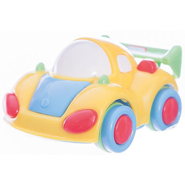Мини-машинка Little Tikes Моторы Красный паровозикМашинки<br>Характеристики товара:<br><br>• размер игрушки: 6,7х6,4х8,9 см;<br>• возраст: от 1 года;<br>• материал: пластик;<br>• размер упаковки: 6х8,5х6,5 см;<br>• страна бренда: США.<br><br>Паровозик Little Tikes порадует каждого малыша. Игрушка выполнена в ярких цветах, изготовлена из прочного, нетоксичного пластика. Благодаря специальной технологии «Push and Go» она передвигается практически бесшумно. Все края паровозика закруглены. Небольшой размер игрушки позволяет удобно расположить ее в руке. Игра с машинками способствует развитию мелкой моторики, тактильных ощущений, цветовосприятия и воображения.<br><br>Паровозик красный, Little Tikes (Литтл Тайкс) можно купить в нашем интернет-магазине.<br><br>Ширина мм: 65<br>Глубина мм: 85<br>Высота мм: 60<br>Вес г: 118<br>Возраст от месяцев: 36<br>Возраст до месяцев: 2147483647<br>Пол: Мужской<br>Возраст: Детский<br>SKU: 7411017