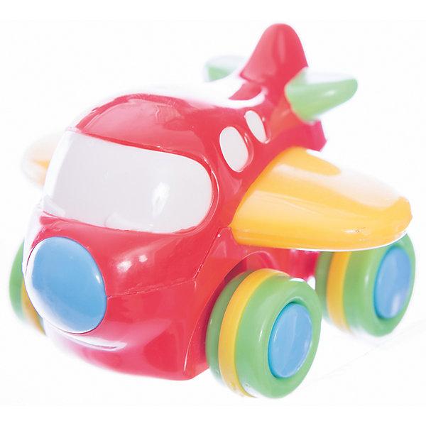 Мини-машинка Little Tikes Моторы Красный самолетМашинки<br>Характеристики товара:<br><br>• размер игрушки: 6,7х6,4х8,9 см;<br>• возраст: от 1 года;<br>• материал: пластик;<br>• размер упаковки: 6х8,5х6,5 см;<br>• страна бренда: США.<br><br>Красный самолетик Little Tikes отлично подойдет для малышей, которые знакомятся с различными видами транспорта. Игрушка изготовлена из нетоксичного пластика. Самолетик выполнен в ярких цветах, привлекающих внимание ребенка. Колеса игрушки крутятся. Благодаря специальной технологии «Push and Go» самолетик легко и бесшумно передвигается. Игрушка не имеет острых углов, ее удобно держать в руке. Игра с машинками способствует развитию мелкой моторики, тактильных ощущений, цветовосприятия и воображения.<br><br>Самолет красный, Little Tikes (Литтл Тайкс) можно купить в нашем интернет-магазине.<br><br>Ширина мм: 65<br>Глубина мм: 85<br>Высота мм: 60<br>Вес г: 118<br>Возраст от месяцев: 36<br>Возраст до месяцев: 2147483647<br>Пол: Мужской<br>Возраст: Детский<br>SKU: 7411018