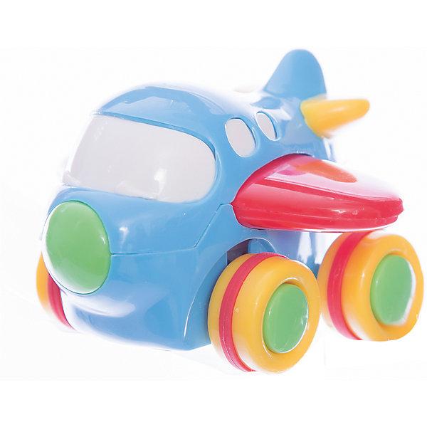 Мини-машинка Little Tikes Моторы Синий самолетМашинки<br>Характеристики товара:<br><br>• размер игрушки: 6,7х6,4х8,9 см;<br>• возраст: от 1 года;<br>• материал: пластик;<br>• размер упаковки: 6х8,5х6,5 см;<br>• страна бренда: США.<br><br>Синий самолетик Little Tikes отлично подойдет для малышей, которые знакомятся с различными видами транспорта. Игрушка изготовлена из нетоксичного пластика. Самолетик выполнен в ярких цветах, привлекающих внимание ребенка. Колеса игрушки крутятся. Благодаря специальной технологии «Push and Go» самолетик легко и бесшумно передвигается. <br><br>Игрушка не имеет острых углов, ее удобно держать в руке. Игра с машинками способствует развитию мелкой моторики, тактильных ощущений, цветовосприятия и воображения.<br><br>Самолет синий, Little Tikes (Литтл Тайкс) можно купить в нашем интернет-магазине.<br>Ширина мм: 65; Глубина мм: 85; Высота мм: 60; Вес г: 118; Возраст от месяцев: 36; Возраст до месяцев: 2147483647; Пол: Мужской; Возраст: Детский; SKU: 7411020;