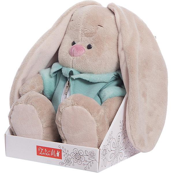 Зайка Ми в голубой меховой курточке (большая)Мягкие игрушки зайцы и кролики<br>Характеристики товара:<br><br>• возраст: от 3 лет;<br>• материал: текстиль, искусственный мех;<br>• высота игрушки: 23 см;<br>• размер упаковки: 18х18х16,5 см;<br>• вес упаковки: 380 гр.;<br>• страна производитель: Россия.<br><br>Мягкая игрушка «Зайка Ми в голубой меховой курточке» Budi Basa — очаровательный пушистый зайчонок с длинными ушками. На Зайке одета меховая курточка на молнии. Игрушка выполнена из качественного безопасного материала, настолько приятного и мягкого, что ребенок будет брать с собой зайку в кроватку и спать в обнимку.<br><br>Мягкую игрушку «Зайка Ми в голубой меховой курточке» Budi Basa можно приобрести в нашем интернет-магазине.<br>Ширина мм: 180; Глубина мм: 165; Высота мм: 180; Вес г: 380; Возраст от месяцев: 36; Возраст до месяцев: 2147483647; Пол: Унисекс; Возраст: Детский; SKU: 7417247;