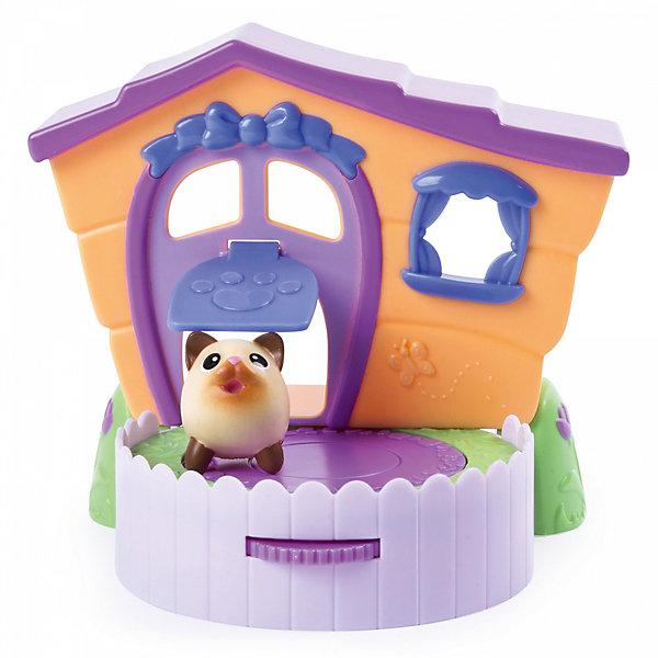 Игровой набор Chubby Puppie, мини-щенок, зеленыйИгровые наборы с фигурками<br>Характеристики:<br><br>• возраст: от 4 лет;<br>• игровой набор с собачками;<br>• платформа поворачивается на 90 градусов;<br>• возможность собрать коллекцию питомцев;<br>• в комплекте: домик-трансформер 2в1, фигурка щенка;<br>• материал: пластик;<br>• размер упаковки: 20х11х16,5 см;<br>• вес: 300 г.<br><br>Игровой набор «Домик» предлагает коллекционерам серии «Упитанные щенки» собачку и домик-трансформер. Домик трансформируется из уличной площадки в игровую комнату. Девочка обыгрывает различные сюжеты, наделяет собачек человеческими качествами. В процессе игры развивается фантазия, образное мышление, пополняется словарный запас.<br><br>Игровой набор Chubby Puppie, мини-щенок, зеленый можно купить в нашем интернет-магазине.<br>Ширина мм: 114; Глубина мм: 203; Высота мм: 165; Вес г: 300; Возраст от месяцев: 48; Возраст до месяцев: 2147483647; Пол: Унисекс; Возраст: Детский; SKU: 7418225;
