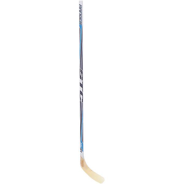 Клюшка хоккейная STC 7010 (правая) юниорская, СобольХоккей и зимний инвентарь<br>Характеристики:<br><br>• возраст: от 6 лет<br>• длина: 130 см.<br>• ручка: сердцевина выполнена из облегченной породы дерева, покрытой стекловолокном и АВС пластиком<br>• крюк: состоит из силового элемента (АБС), покрытого стекловолокном<br>• загиб: правый (R)<br>• вес в упаковке: 560 гр.<br><br>Подростковая хоккейная клюшка STС прекрасно подходит как начинающим спортсменам, так и опытным хоккеистам. Оригинальная конструкция и прочные износостойкие материалы обеспечивают долгий срок использования и предохраняют от поломок во время игры.<br><br>Клюшку хоккейную STC 7010 (правую) юниорскую, Соболь можно купить в нашем интернет-магазине.<br>Ширина мм: 30; Глубина мм: 250; Высота мм: 1500; Вес г: 560; Возраст от месяцев: 72; Возраст до месяцев: 144; Пол: Унисекс; Возраст: Детский; SKU: 7419959;