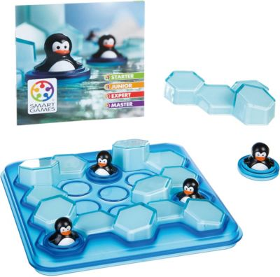»гра-головоломка ћини пингвины Bondibon