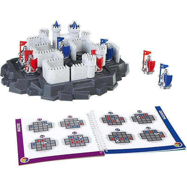 Игра-головоломка Войны и крепости BondibonГоловоломки - игры<br>Характеристики:<br><br>• возраст: от 8 лет;<br>• материал: пластик;<br>• количество игроков: 1;<br>• в наборе: игровое поле, элементы крепости, фигурки, 80 заданий;<br>• вес: 600 гр.;<br>• размер упаковки: 6х24х24 см.<br><br>«Воины и крепости» от Bondibon перенесут игрока в захватывающий мир сражений. Главная цель 3D головоломки, следуя указаниям из заданий, разместить элементы стен так, чтобы защитить одних воинов от других. Сделать это будет непросто, ведь задачи различаются по сложности.<br><br>Головоломка развивает логическое мышление, память, воображение и внимательность.<br><br>Игру-головоломку «Воины и крепости» Bondibon можно купить в нашем интернет-магазине.<br><br>Ширина мм: 60<br>Глубина мм: 240<br>Высота мм: 240<br>Вес г: 600<br>Возраст от месяцев: 96<br>Возраст до месяцев: 2147483647<br>Пол: Унисекс<br>Возраст: Детский<br>SKU: 7420003