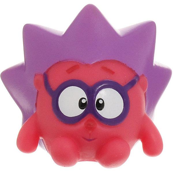Фигурка для ванной Ежик. Смешарики в сетке.Резиновые игрушки<br>Замечательная и яркая игрушка для купания. Красочная фигурка любимого героя Ёжик доставят ребенку много положительных эмоций в процессе купания. Фигурка мягкая и легкая, Ваш малыш с удовольствием будет с ними не только купаться, но и играть. Так же на игрушку можно нажать и услышать пищий звук, что позабавит ребенка. Сделаны из безопасного ПВХ. Развивает мелкую моторику, цветовосприятие. Рекомендовано детям от 6 месяцев.<br>Ширина мм: 70; Глубина мм: 60; Высота мм: 60; Вес г: 30; Возраст от месяцев: 72; Возраст до месяцев: 36; Пол: Унисекс; Возраст: Детский; SKU: 7420254;