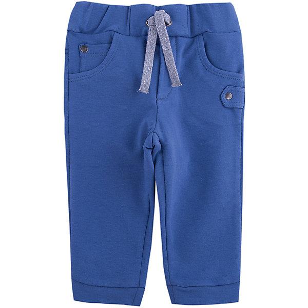 Брюки Wojcik для мальчикаБрюки<br>Характеристики товара:<br><br>• цвет: синий<br>• состав ткани: 97% хлопок, 3% эластан <br>• сезон: демисезон<br>• особенности модели: спортивный стиль<br>• пояс: резинка, шнурок<br>• страна бренда: Польша<br>• страна изготовитель: Польша<br><br>Спортивные штаны для мальчика Wojcik комфортно сидят по фигуре. Эти детские штаны дополнены шнурком в мягком поясе. Спортивные штаны для детей - дышащие и комфортные. Одежда для детей из Польши от бренда Wojcik отличается хорошим качеством и стилем. <br><br>Брюки Wojcik (Войчик) для мальчика можно купить в нашем интернет-магазине.<br>Ширина мм: 215; Глубина мм: 88; Высота мм: 191; Вес г: 336; Цвет: синий; Возраст от месяцев: 3; Возраст до месяцев: 6; Пол: Мужской; Возраст: Детский; Размер: 68; SKU: 7421593;