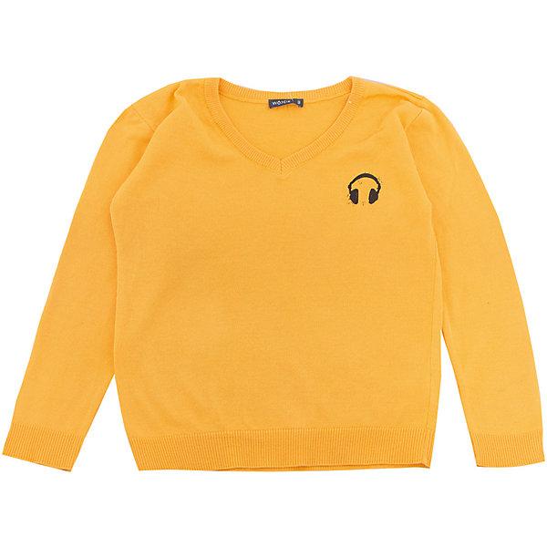 Купить Свитер Wojcik для мальчика, Польша, желтый, 116, 146, 140, 134, 128, 122, Мужской