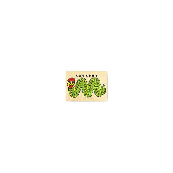 Рамка-пазл Алфавит Чудо-ДеревоРамки-вкладыши<br>Характеристики товара:<br><br>• возраст: от 3 лет;<br>• материал: дерево;<br>• в комплекте: рамка, вкладыши;<br>• размер упаковки: 29х21,5х1 см;<br>• вес упаковки: 585 гр.;<br>• страна производитель: Китай.<br><br>Рамка-пазл «Алфавит» Чудо-дерево представляет собой рамку с вырезанными на ней отверстиями для вкладышей. Вместе с ней ребенок сможет выучить буквы алфавита. Игрушка способствует развитию логического мышления, мелкой моторики рук, зрительного восприятия. Выполнена из качественной натуральной древесины.<br><br>Рамку-пазл «Алфавит» Чудо-дерево можно приобрести в нашем интернет-магазине.<br>Ширина мм: 290; Глубина мм: 215; Высота мм: 10; Вес г: 585; Возраст от месяцев: 36; Возраст до месяцев: 60; Пол: Унисекс; Возраст: Детский; SKU: 7424881;