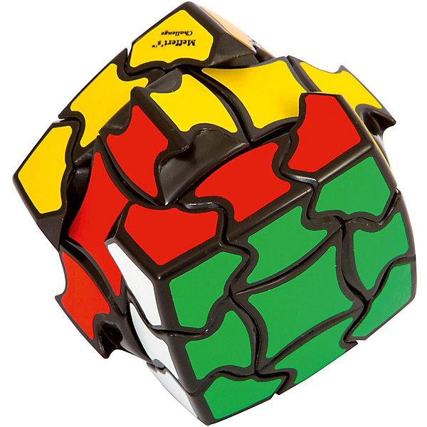 Кубик Венеры (Venus Pillow)Головоломки Кубик Рубика<br>Характеристики товара:<br><br>• размер головоломки: 6х6х6 см;<br>• возраст: от 7 лет;<br>• материал: пластик;<br>• размер упаковки: 19х19х7 см;<br>• страна бренда: Германия.<br><br>Увлекательная головоломка «Кубик Венеры» очень напоминает привычный Кубик Рубика. Однако, данный кубик отличается выпуклыми сторонами, похожими на шар, и необычным извилистым узором на каждой стороне. <br><br>На поверхности кубика Венеры расположены виниловые наклейки. Они надежно закреплены, чтобы головоломка надолго сохранила свой внешний вид. Схема сборки кубика Венеры полностью соответствует схеме сборки кубика Рубика 3х3.<br><br>Кубик Венеры (Venus Pillow), Mefferts (Мефферта) можно купить в нашем интернет-магазине.<br>Ширина мм: 105; Глубина мм: 130; Высота мм: 110; Вес г: 300; Возраст от месяцев: 84; Возраст до месяцев: 2147483647; Пол: Унисекс; Возраст: Детский; SKU: 7426904;