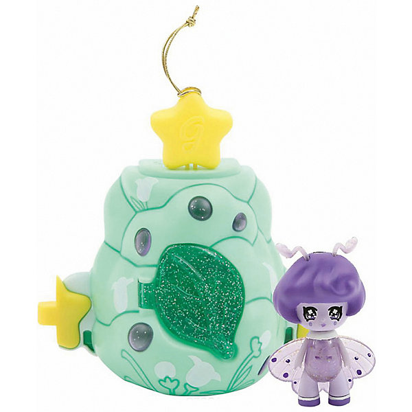 Домик Глимхаус Glimmies с AlyaДомики для кукол<br>Характеристики товара:<br><br>• возраст: от 3 лет;<br>• материал: пластик;<br>• в комплекте: кукла, домик;<br>• тип батареек: 3 батарейки V384;<br>• наличие батареек: в комплекте;<br>• высота куклы: 6 см;<br>• размер упаковки: 20х14х8 см;<br>• вес упаковки: 217 гр.;<br>• страна изготовитель: Китай.<br><br>Домик Глимхаус Glimmies с Alya — разноцветный домик, в котором живет очаровательная фея Glimmies. Куклы Glimmies — забавные лесные существа, которые обладают магическими силами. Куколка светится в темноте. При недостатке освещения, она загорается автоматически. <br><br>Если поместить фею в домик и оставить на ночь, то получится настоящий ночник для ребенка. Чтобы поместить игрушку внутрь, в домике предусмотрена открывающаяся дверца с окошком. Кроме этого, по бокам домика имеются крепления, позволяющие собрать сразу несколько домиков в оригинальную светящуюся гирлянду. Игрушка выполнена из качественного безопасного пластика.<br><br>Домик Глимхаус Glimmies с Alya можно приобрести в нашем интернет-магазине.<br>Ширина мм: 310; Глубина мм: 310; Высота мм: 460; Вес г: 166; Возраст от месяцев: 36; Возраст до месяцев: 2147483647; Пол: Женский; Возраст: Детский; SKU: 7428759;