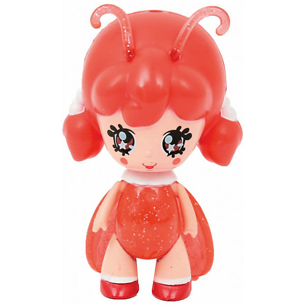 Одна кукла Glimmies Dotterella в блистереКуклы<br>Характеристики товара:<br><br>• возраст: от 3 лет;<br>• материал: резина, пластик;<br>• в комплекте: кукла, мини-каталог;<br>• тип батареек: 3 батарейки LR41;<br>• наличие батареек: в комплекте;<br>• высота куклы: 6 см;<br>• размер упаковки: 14х10х5 см;<br>• вес упаковки: 73 гр.;<br>• страна изготовитель: Китай.<br><br>Кукла Glimmies «Dotterella» в блистере - замечательная фея с милым личиком и большими глазками. Куклы Glimmies — забавные лесные существа, которые обладают магическими силами. Кукла светится в темноте. Если оставить ее в темной комнате, то при недостатке света, она автоматически загорится. У куклы подвижные ручки и ножки, выполненные из резины. Сама кукла выполнена из качественного безопасного пластика.<br><br>Куклу Glimmies «Dotterella» в блистере можно приобрести в нашем интернет-магазине.<br>Ширина мм: 20; Глубина мм: 55; Высота мм: 56; Вес г: 40; Возраст от месяцев: 36; Возраст до месяцев: 2147483647; Пол: Женский; Возраст: Детский; SKU: 7428768;
