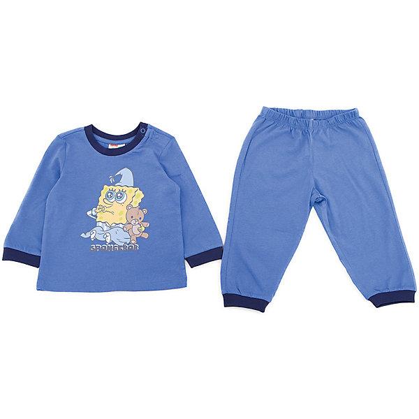 Пижама Original Marines для мальчикаПижамы<br>Характеристики товара:<br><br>• цвет: синий<br>• комплектация: лонгслив, брюки<br>• состав ткани: 100% хлопок<br>• сезон: круглый год<br>• застежка: кнопки<br>• пояс: резинка<br>• длинные рукава<br>• страна бренда: Италия<br>• страна изготовитель: Бангладеш<br><br>Удобная детская пижама легко надевается благодаря кнопкам на плече. Брюки от пижамы для ребенка не давят на живот - в них мягкая резинка. Такая детская пижама создает комфортные условия и удобно сидит по фигуре. Детские товары от бренда Original Marines давно завоевали любовь потребителей благодаря высокому качеству и стильному дизайну. <br><br>Пижаму Original Marines (Ориджинал Маринс) для мальчика можно купить в нашем интернет-магазине.<br>Ширина мм: 281; Глубина мм: 70; Высота мм: 188; Вес г: 295; Цвет: синий; Возраст от месяцев: 6; Возраст до месяцев: 9; Пол: Мужской; Возраст: Детский; Размер: 68/74,80/86; SKU: 7428967;