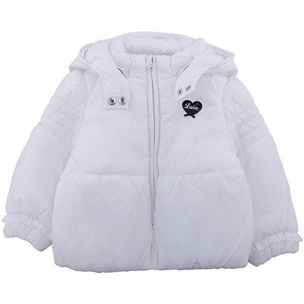 Куртка Original Marines для девочкиВерхняя одежда<br>Характеристики товара:<br><br>• цвет: бежевый<br>• состав ткани: 100% полиэстер<br>• подкладка: 100% полиуретан<br>• сезон: демисезон<br>• температурный режим: от +5 до +15 <br>• особенности модели: с капюшоном<br>• застежка: молния<br>• страна бренда: Италия<br>• страна изготовитель: Вьетнам<br><br>Эта куртка для ребенка дополнена удобным капюшоном. Детская куртка отличается стильным дизайном. Куртка для ребенка сделана из качественного материала. Детская одежда от итальянского бренда Original Marines обеспечит ребенку комфорт.<br><br>Куртку Original Marines (Ориджинал Маринс) для девочки можно купить в нашем интернет-магазине.<br>Ширина мм: 356; Глубина мм: 10; Высота мм: 245; Вес г: 519; Цвет: бежевый; Возраст от месяцев: 6; Возраст до месяцев: 9; Пол: Женский; Возраст: Детский; Размер: 68/74,86/92,80; SKU: 7429076;