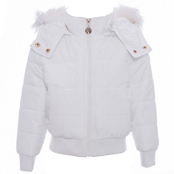 Куртка Original Marines для девочкиВерхняя одежда<br>Характеристики товара:<br><br>• цвет: белый<br>• состав ткани: 100% полиуретан<br>• подкладка: 100% полиэстер<br>• утеплитель: 100% полиэстер<br>• сезон: демисезон<br>• особенности модели: с капюшоном<br>• температурный режим: от +5 до +15 <br>• застежка: молния<br>• страна бренда: Италия<br>• страна изготовитель: Китай<br><br>Белая куртка для ребенка дополнена удобным капюшоном. Детская куртка имеет красивую опушку на капюшоне. Куртка для ребенка сделана из качественного материала. Детская одежда от итальянского бренда Original Marines обеспечит ребенку комфорт.<br><br>Куртку Original Marines (Ориджинал Маринс) для девочки можно купить в нашем интернет-магазине.<br>Ширина мм: 356; Глубина мм: 10; Высота мм: 245; Вес г: 519; Цвет: бежевый; Возраст от месяцев: 48; Возраст до месяцев: 60; Пол: Женский; Возраст: Детский; Размер: 110/116,116/122,104/110,98/104,92/98; SKU: 7429157;