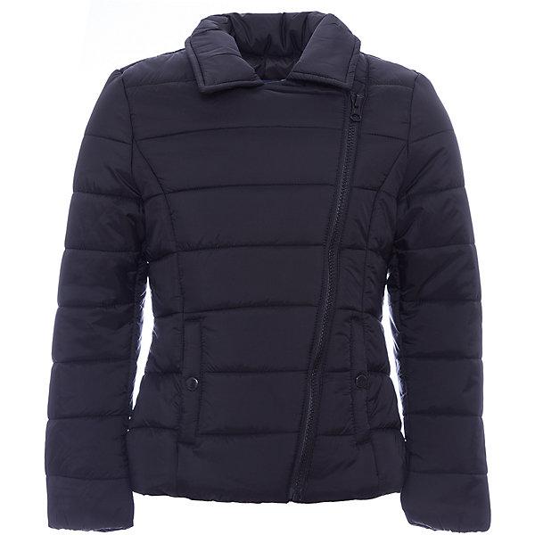 Куртка Original Marines для девочкиВерхняя одежда<br>Характеристики товара:<br><br>• цвет: черный<br>• состав ткани: 100% полиамид <br>• подкладка: 100% полиуретан<br>• утеплитель: 100% полиэстер<br>• сезон: демисезон<br>• температурный режим: от +5 до +15 <br>• особенности модели: с капюшоном<br>• застежка: молния<br>• страна бренда: Италия<br>• страна изготовитель: Вьетнам<br><br>Черная куртка для ребенка дополнена удобным воротником. Детская куртка имеет косую молнию. Куртка для ребенка сделана из качественного материала. Детская одежда от итальянского бренда Original Marines обеспечит ребенку комфорт.<br><br>Куртку Original Marines (Ориджинал Маринс) для девочки можно купить в нашем интернет-магазине.<br>Ширина мм: 356; Глубина мм: 10; Высота мм: 245; Вес г: 519; Цвет: черный; Возраст от месяцев: 120; Возраст до месяцев: 132; Пол: Женский; Возраст: Детский; Размер: 152/158,128/134,140/146; SKU: 7429219;