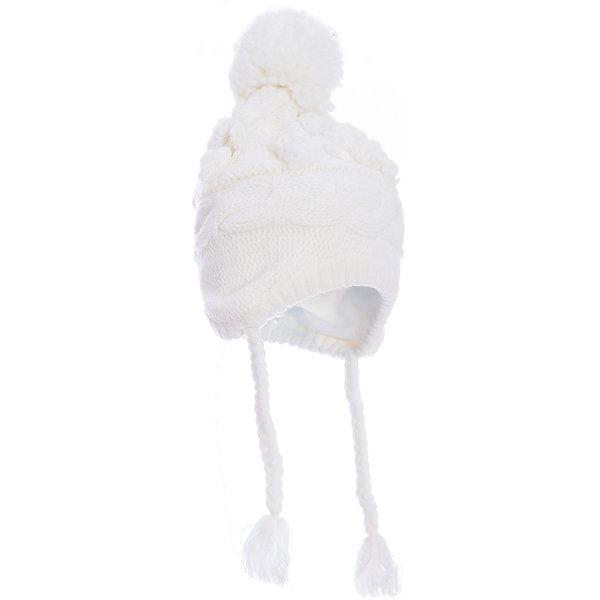 Шапка Original Marines для девочкиГоловные уборы<br>Характеристики товара:<br><br>• цвет: бежевый<br>• состав ткани: 100% акрил<br>• подкладка: 100% полиэстер<br>• сезон: демисезон<br>• страна бренда: Италия<br>• комфорт и качество<br><br>Эта детская шапка обеспечит ребенку комфорт в прохладную погоду. Шапка для ребенка сделана из мягкого материала. Детская шапка комфортно сидит, не вызывает неудобств. Итальянский бренд Original Marines - это стильный продуманный дизайн и неизменно высокое качество исполнения. <br><br>Шапку Original Marines (Ориджинал Маринс) для девочки можно купить в нашем интернет-магазине.<br>Ширина мм: 89; Глубина мм: 117; Высота мм: 44; Вес г: 155; Цвет: бежевый; Возраст от месяцев: 12; Возраст до месяцев: 18; Пол: Женский; Возраст: Детский; Размер: 56,46-48,42-44,54; SKU: 7429286;