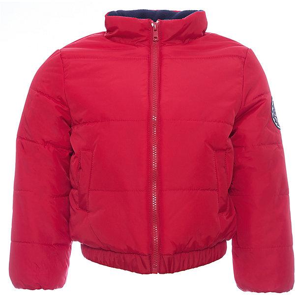 Куртка Original Marines для мальчикаВерхняя одежда<br>Характеристики товара:<br><br>• цвет: красный<br>• состав ткани: 100% полиэстер<br>• подкладка: 100% полиэстер<br>• утеплитель: 100% полиэстер<br>• сезон: демисезон<br>• температурный режим: от +5 до +15 <br>• застежка: молния<br>• страна бренда: Италия<br>• комфорт и качество<br><br>Красная детская куртка легко надевается благодаря молнии. Куртка для ребенка стильно смотрится. Детская куртка создает комфортные условия и удобно сидит по фигуре. Детские товары от бренда Original Marines давно завоевали любовь потребителей благодаря высокому качеству и стильному дизайну.<br><br>Куртку Original Marines (Ориджинал Маринс) для мальчика можно купить в нашем интернет-магазине.<br>Ширина мм: 356; Глубина мм: 10; Высота мм: 245; Вес г: 519; Цвет: красный; Возраст от месяцев: 72; Возраст до месяцев: 84; Пол: Мужской; Возраст: Детский; Размер: 116/122,104/110; SKU: 7429436;