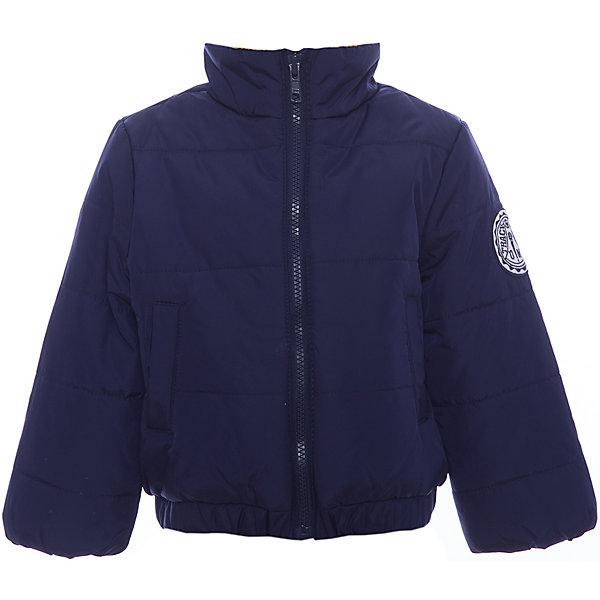 Куртка Original Marines для мальчикаВерхняя одежда<br>Характеристики товара:<br><br>• цвет: синий<br>• состав ткани: 100% полиэстер<br>• подкладка: 100% полиэстер<br>• утеплитель: 100% полиэстер<br>• сезон: демисезон<br>• температурный режим: от +5 до +15 <br>• застежка: молния<br>• страна бренда: Италия<br>• комфорт и качество<br><br>Эта куртка для ребенка дополнена удобным воротником-стойкой. Детская куртка имеет вместительные карманы. Куртка для ребенка сделана из качественного материала. Детская одежда от итальянского бренда Original Marines обеспечит ребенку комфорт.<br><br>Куртку Original Marines (Ориджинал Маринс) для мальчика можно купить в нашем интернет-магазине.<br>Ширина мм: 356; Глубина мм: 10; Высота мм: 245; Вес г: 519; Цвет: синий; Возраст от месяцев: 72; Возраст до месяцев: 84; Пол: Мужской; Возраст: Детский; Размер: 116/122,104/110,92/98; SKU: 7429439;