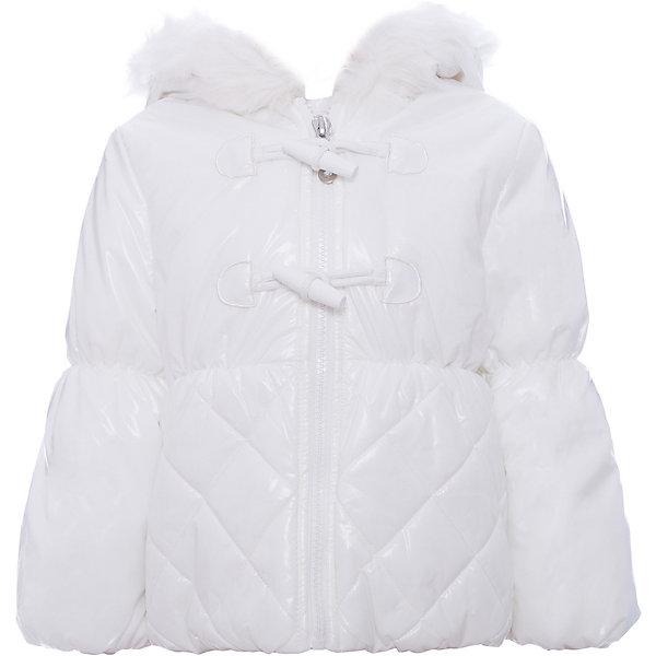 Куртка Original Marines для девочкиВерхняя одежда<br>Характеристики товара:<br><br>• цвет: белый<br>• состав ткани: 100% полиуретан<br>• подкладка: 100% полиэстер<br>• утеплитель: 100% полиэстер<br>• сезон: демисезон<br>• особенности модели: с капюшоном<br>• температурный режим: от +5 до +15 <br>• застежка: молния<br>• страна бренда: Италия<br>• комфорт и качество<br><br>Белая куртка для ребенка дополнена удобным капюшоном. Детская куртка имеет красивую опушку на капюшоне. Куртка для ребенка сделана из качественного материала. Детская одежда от итальянского бренда Original Marines обеспечит ребенку комфорт.<br><br>Куртку Original Marines (Ориджинал Маринс) для девочки можно купить в нашем интернет-магазине.<br>Ширина мм: 356; Глубина мм: 10; Высота мм: 245; Вес г: 519; Цвет: белый; Возраст от месяцев: 72; Возраст до месяцев: 84; Пол: Женский; Возраст: Детский; Размер: 116/122,92/98,104/110; SKU: 7429488;