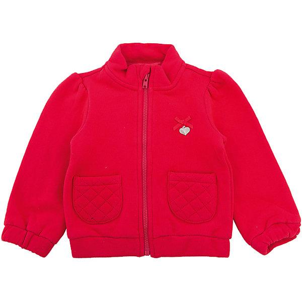 Толстовка Original Marines для девочкиТолстовки<br>Характеристики товара:<br><br>• цвет: красный<br>• состав ткани: 100% хлопок<br>• сезон: демисезон<br>• застежка: молния<br>• длинные рукава<br>• страна бренда: Италия<br>• комфорт и качество<br><br>Детская одежда от итальянского бренда Original Marines обеспечит ребенку комфорт в любую погоду. Эта детская толстовка легко надевается благодаря молнии. Толстовка для ребенка дополнена воротником-стойкой. Детская толстовка создает комфортные условия и удобно сидит по фигуре. <br><br>Толстовку Original Marines (Ориджинал Маринс) для девочки можно купить в нашем интернет-магазине.<br>Ширина мм: 190; Глубина мм: 74; Высота мм: 229; Вес г: 236; Цвет: красный; Возраст от месяцев: 6; Возраст до месяцев: 9; Пол: Женский; Возраст: Детский; Размер: 68/74,86/92,80/86; SKU: 7429711;